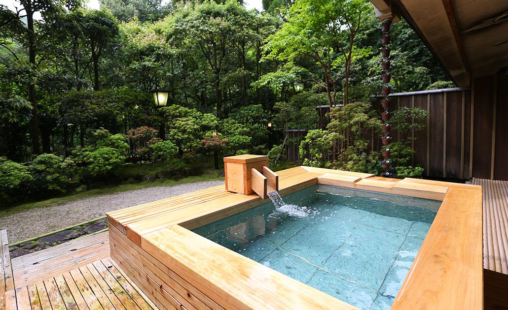 桃山第 和洋室 露天風呂付き