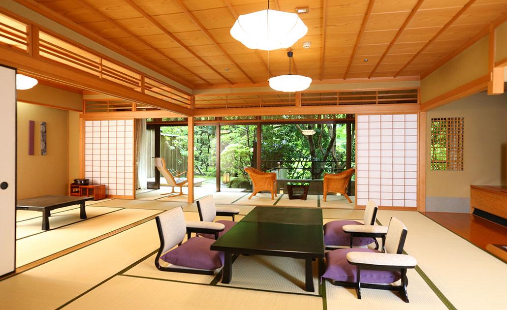桃山第 和洋室