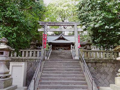 【湯河原】 五所神社